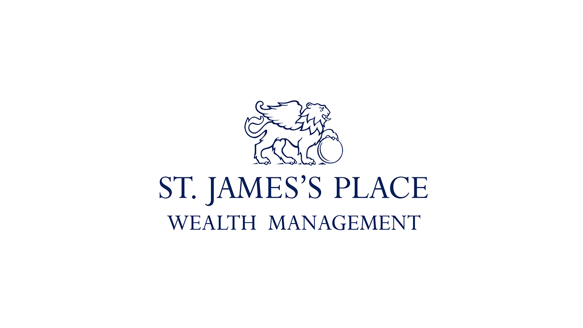 St James Place Wealth Management logo.